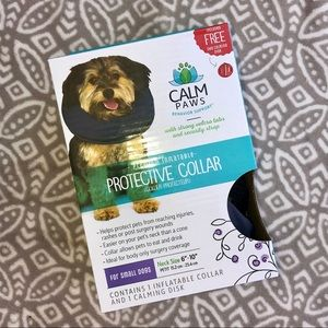 Calm Paws Dog Protective Collar NEW
